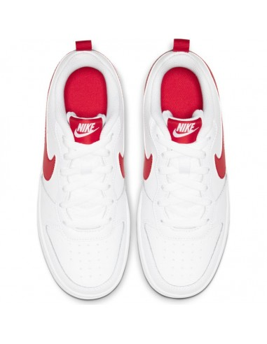 NIKE COURT BOROUGH LOW 2 (GS) white...